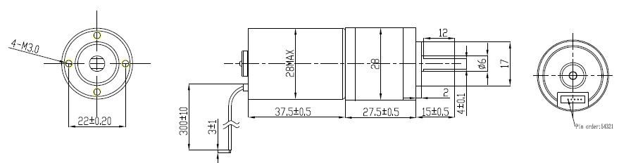 供应供应深圳恒驱电机无刷直流电机厂 无刷直流减速高效率电机b2838g