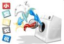 小型清洗机/洗袜机/洗衣机专用无刷电机应用案例