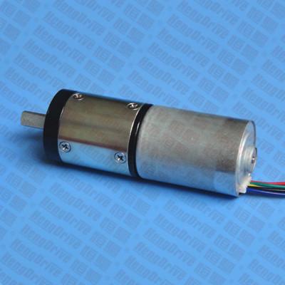 B2838G 无刷直流减速电机