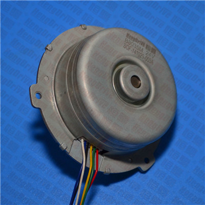 家用电风扇/排风扇/冷暖风机专用无刷电机