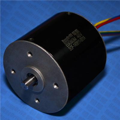 新能源汽车车顶换气扇专用无刷电机