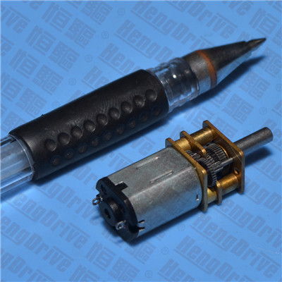 智能电表小型重合闸用齿轮电机